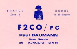 F2CO/FC Paul Baumann
